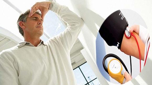 Biến chứng nguy hiểm của bệnh tăng huyết áp