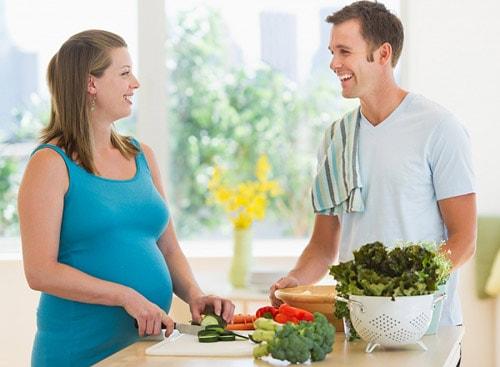 Mẹo hay giúp mẹ bầu luôn khỏe mạnh suốt thai kỳ