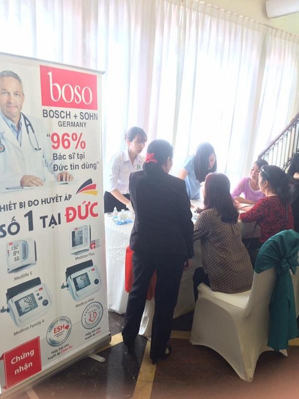 Chương trình với đối tác Bảo Việt Tp Hồ Chí Minh