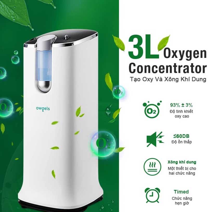 Top 10 máy tạo oxy được ưa chuộng nhất năm 2021