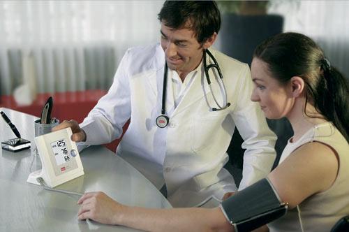Phòng ngừa và điều trị tăng huyết áp