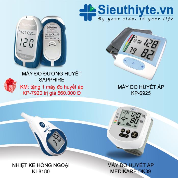 Sieuthiyte.vn - Siêu thị thiết bị chăm sóc sức khỏe cho mọi gia đình