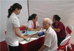 Khám sức khỏe miễn phí mừng Quốc tế người cao tuổi 1-10