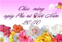 Khuyến mãi mừng ngày Phụ nữ Việt Nam 20-10